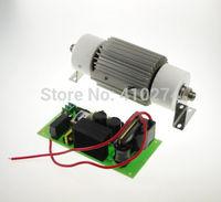 Tube Ozone Generator 110/220V 10G/H Water-Cooled Sterilization Purify Ceramic Tube Ozone Generator 150W Air source