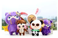League / online doll / plush toys / Blind Monk / Kenan / Annie / anti-pet / Timo / full set of dolls / wholesale / 50pcs