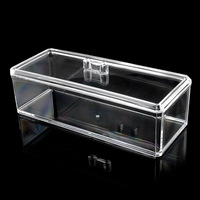 2014 New  Clear Lipstick Makeup Display Stand Cosmetic Organizer Holder Case