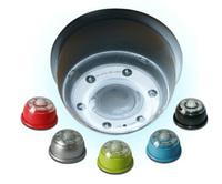 9145 Infrared Sensor Light/6 LED Body Sensor Light/Automatic Energy-saving Lamp  Free Shipping