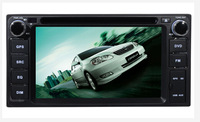 6.2inch toyota universal GPS car dvd player size 180*100 cheap price with free shipping cost