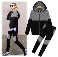 New arrival sport suit women sweatshirt suit S-XL sweatshirt women women tracksuits sport suits hoodies women sweatshirts
