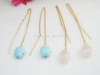 Wholesale Costome Jewelry Fashion Long Earrings