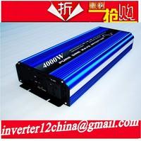4000W Pure Sine Wave Power Inverter Converter 24V DC to 220V AC 8000 Watt Peak