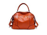 Free shipping women messenger bag new handbag fashion genuine leather bag portable shoulder bag cross-body  women leather bag
