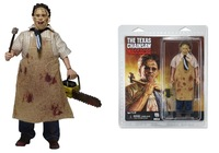 """NECA Texas Chainsaw Massacre Leatherface Clothed PVC Action Figure Collectible Toy 8"""" 20CM HWMV054"""