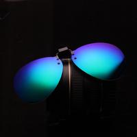 Large sunglasses clip polarized sunglasses sunglasses male Women glasses box clip