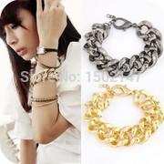 2014 HOT NEW fashion Chain bracelet Bangle women's bracelet free shipping