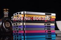 Luxury Thin Aluminum Metal Bumper Frame Hard Case Cover For LG Google Nexus 5