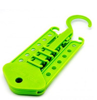Creative home color multifunction magic rack collapsible storage hanger wholesale many color optional