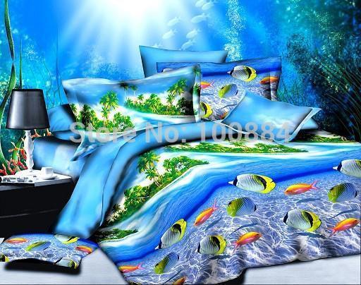 Cartoon Ocean Scene Cartoon Kids Ocean Fish