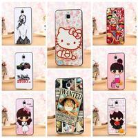 Fanshion Cartoon Cute Kiity Girl Pattern Xiaomi M4 Mi4 Phone Case Durable Protective Back Hard Cover for Xiaomi M4 Mi4 Wholesale
