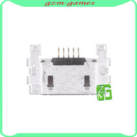5pcs/lot USB charger charging connector plug dock port for Sony Xperia Z Ultra XL39H C6802 C6833 free shipping