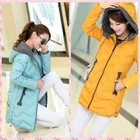2014 new winter jacket Korean yards Slim was thin cotton jacket ladies down jacket clearance 8018 jackets women