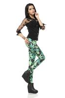 Women pants women sport legging running fitness sport tight elastic loose high waisted pants free shipping