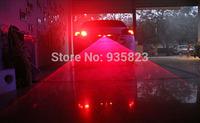 Free shipping Anti Collision Rear-end Car Laser Tail Fog lamps (DV12V 24V) car styling infrared laser warning light LED parking