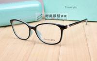 women eye glasses frame tf2137 optical glasses oculos frame glasses brand rimless glasses frame