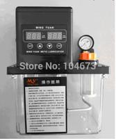 Free ship new 220VAC Auto Lubrication Pump 2Liter 2L CNC Digital Electronic Timer
