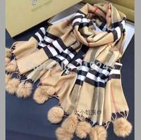 Brand Plaid Scarf ,   Fine & Elegant . High Quality Female Autumn and Winter Pashmina . Free Shipping