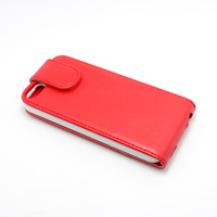 Fashion PU Leather Protective Wallet Case Cover Shell Guard for Apple iPhone 5 5S