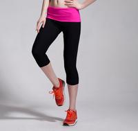 2014 NEW Running tights modal spandex yoga women sportswear woman fitness lycra leggings sport sport pants women free shipping