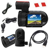 HD Mini 0801 Ambarella A2S60 Chip GPS Car DVR Black Box 1080P G-sensor 5MP ON0334