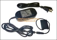 10Pcs/Lot AC-LS5 AC Power Adapter with DKX1 DK-X1 DC Coupler for Sony Cybershot DSC-RX1 DSC-RX100 DSC RX1 RX1R RX100 Cameras
