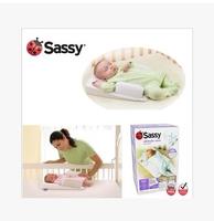 Baby Sleep Positioner Sleep System Crib Prevent Flat Head Infant Pillow