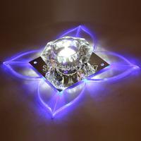 Central Purchasing wholesale high-end crystal aisle lights Zhongshan LED energy-saving wall lamp aisle lights Ceiling 819