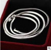 Fashion Men Titanium steel Necklace Personality Fashion Snake Chain Necklace Men Accessories