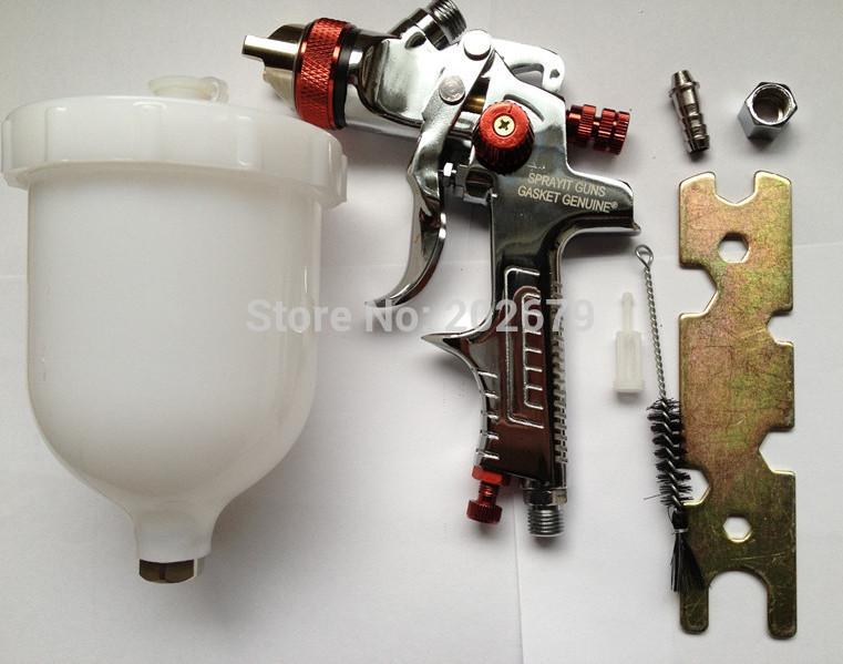 spray gun HVLP Spray Gun Auto Feed Paint Spray Pistol Power Tools W-960(China (Mainland))