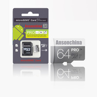2015  New Latest Version Micro SDHC 32GB 64GB Memory Card PRO 8GB 16GB  Class 10 TF for Memory Card for Galaxy s5 s4 Note2 Note3