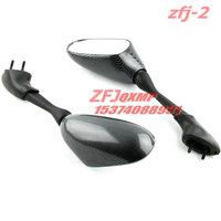 Free shipping Motorcycle Mirrors fits YAMAHA FZ1 FZ1000 01-02-03-04-0511