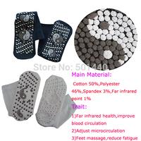 Nano Functional Tourmaline Massage Far Infrared Socks