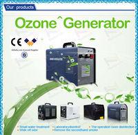 popular blue ceramic tube air purifier  5G ozone machine corona discharge