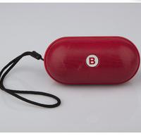 2014 New arrive mini pill speaker bluetooth speaker wireless speaker support FM &TF slot strong bass speaker&3.5mm jack