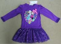 Frozen Dresses Frozen Autumn 2014 New Children's Series For Girls Princess Dress Frozen Christmas Free Shipping