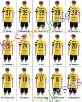 Free shipping-2014/15 Season #10 Mkhitaryan Home jersey&short,Soccer team uniforms