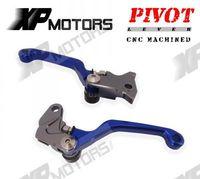 Unbreakable CNC Pivot Brake Clutch Levers For Yamaha WR250F WR450F 2005 2006 2007 2008 2009 2010 2011 2012 2013