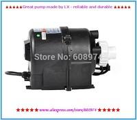 LX APR900 1080W Heated Swimming Pool Spa Hot Tub Air Blower 5.0Amp 2600l/min  - motor power 900watts, heater power 180watts