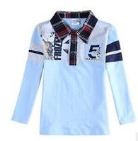 Boys T-shirt Frozen Olaf T shirts Boy's Clothes Long Sleeve Autumn T shirt for Child Boys Kids T shirts Cotton