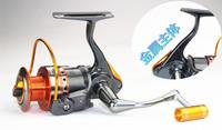 Spining Reel Pre-Loading Spining Wheel Fake Bait Fishining Spining Reel Ocean Rock Fishing Lure 12BB+1RB 5.2:1