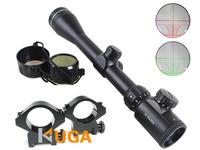 Optics Sniper Rifle Scope 3-9x40 EG Red & Green Illuminated Crosshair Gun Scopes