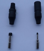 The global hot sale PV connector R3, can connect the largest 6sqmm, and the smallest 2.5sqmm