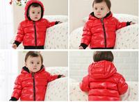 Baby Children boys girls clothing set winter warm down jacket suit thick coat boy clothing kids jacket product