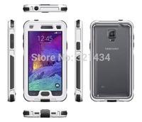 Swim Diving Dive waterproof Dirtproof Shockproof Snowproof Water Sport Proof with keys cases covers for Samsung Galaxy Note 4 B