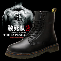 Super cool Martin boots men's fashion style 3 the latest death squads