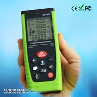 Hand-held laser distance meter ultrasonic laser rangefinder for hunting /Decoration 0.05m-60m  LYH-LDM60