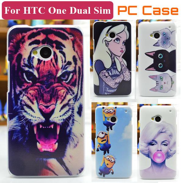Чехол для для мобильных телефонов Bright Star HTC SIM 802w One Dual