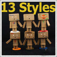 13 New Styles Danboard Dando PVC Action Figure Yotsuba With LED Light 8CM Free Shipping Sale Product Limited Stock